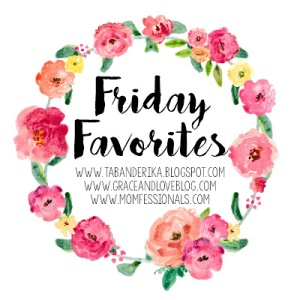 Friday Favorites 01
