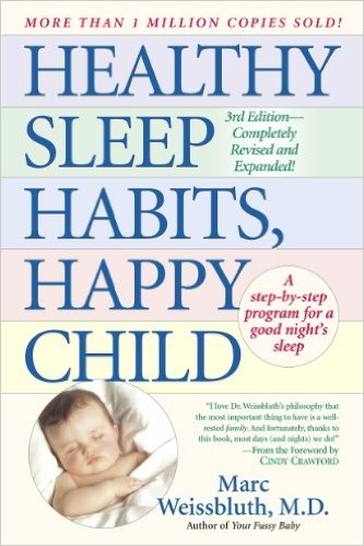 healthy sleep habits book